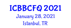 International Conference on Biopolymer-Based Coatings for Food Quality (ICBBCFQ) January 28, 2021 - Istanbul, Turkey