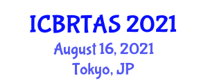 International Conference on Biotechnology Related Techniques in Animal Science (ICBRTAS) August 16, 2021 - Tokyo, Japan