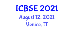 International Conference on Buddhism and Social Engagement (ICBSE) August 12, 2021 - Venice, Italy