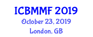 International Conference on Building Materials and Material Forming (ICBMMF) October 23, 2019 - London, United Kingdom