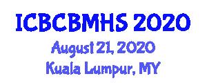 International Conference on Bulk Chemistry, Bulk Material Handling and Sampling (ICBCBMHS) August 21, 2020 - Kuala Lumpur, Malaysia