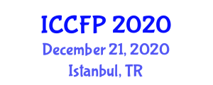 International Conference on Canned Food Processing (ICCFP) December 21, 2020 - Istanbul, Turkey