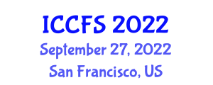 International Conference on Canned Food Safety (ICCFS) September 27, 2022 - San Francisco, United States