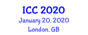International Conference on Capitalism ICC on January 20-21