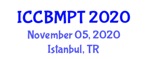 International Conference on Carbon Based Materials and Processing Technology (ICCBMPT) November 05, 2020 - Istanbul, Turkey