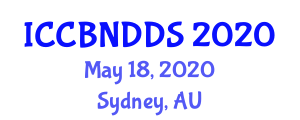 International Conference on Carbon Based Nanomaterials for Drug Delivery Systems (ICCBNDDS) May 18, 2020 - Sydney, Australia