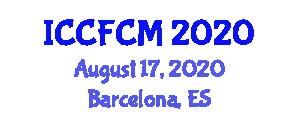 International Conference on Carbon Fiber Composite Materials (ICCFCM) August 17, 2020 - Barcelona, Spain