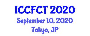 International Conference on Carbon Fiber Composites and Technologies (ICCFCT) September 10, 2020 - Tokyo, Japan