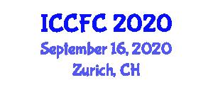 International Conference on Carbon Fiber Composites (ICCFC) September 16, 2020 - Zurich, Switzerland