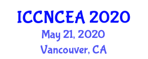 International Conference on Carbon Nanotube Chemistry and Engineering Applications (ICCNCEA) May 21, 2020 - Vancouver, Canada