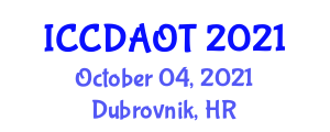 International Conference on Cardiovascular Diseases and Advancements in Obesity Therapies (ICCDAOT) October 04, 2021 - Dubrovnik, Croatia