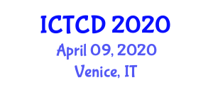 International Conference on Cardiovascular Regenerative Medicine (ICTCD) April 09, 2020 - Venice, Italy