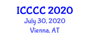 International Conference on Ceramic Chemistry and Components (ICCCC) July 30, 2020 - Vienna, Austria