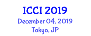 International Conference on Chemistry and Industry (ICCI) December 04, 2019 - Tokyo, Japan