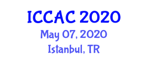 International Conference on Chemistry of Aluminum Compounds (ICCAC) May 07, 2020 - Istanbul, Turkey