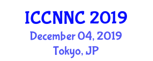 International Conference on Chemistry of Nitrogen and Nitrogen Compounds (ICCNNC) December 04, 2019 - Tokyo, Japan