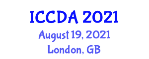 International Conference on Clinical Depression and Addiction (ICCDA) August 19, 2021 - London, United Kingdom