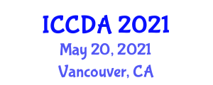 International Conference on Clinical Depression and Addiction (ICCDA) May 20, 2021 - Vancouver, Canada