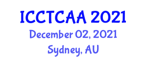 International Conference on Coding Theory, Cryptology and Advanced Applications (ICCTCAA) December 02, 2021 - Sydney, Australia