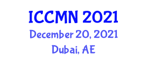 International Conference on Collaborative Mapping and Neogeography (ICCMN) December 20, 2021 - Dubai, United Arab Emirates