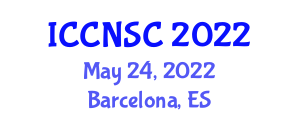 International Conference on Communications, Network Security and Cryptography (ICCNSC) May 24, 2022 - Barcelona, Spain