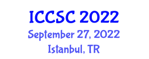 International Conference on Communications, Security and Cryptology (ICCSC) September 27, 2022 - Istanbul, Turkey