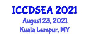 International Conference on Computational Data Science and Engineering Applications (ICCDSEA) August 23, 2021 - Kuala Lumpur, Malaysia