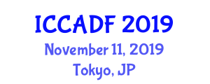International Conference on Computer Aided Design for Fashion (ICCADF) November 11, 2019 - Tokyo, Japan