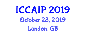 International Conference on Computer Analysis of Images and Patterns (ICCAIP) October 23, 2019 - London, United Kingdom