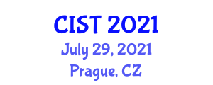 International Conference on Computer and Information Science and Technology (CIST) July 29, 2021 - Prague, Czechia