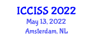 International Conference on Computer and Information Security Systems (ICCISS) May 13, 2022 - Amsterdam, Netherlands