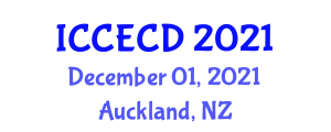 International Conference on Computer Engineering and Circuit Dynamics (ICCECD) December 01, 2021 - Auckland, New Zealand