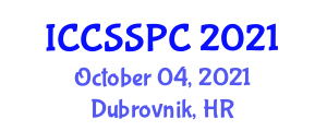 International Conference on Computer Engineering, Speech Signals, Processing and Coding (ICCSSPC) October 04, 2021 - Dubrovnik, Croatia