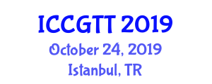 International Conference on Computer Graphics Techniques and Technology (ICCGTT) October 24, 2019 - Istanbul, Turkey