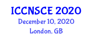 International Conference on Computer, Network Security and Communication Engineering (ICCNSCE) December 10, 2020 - London, United Kingdom