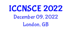 International Conference on Computer, Network Security and Communication Engineering (ICCNSCE) December 09, 2022 - London, United Kingdom