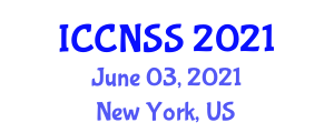 International Conference on Computer Networks and Systems Security (ICCNSS) June 03, 2021 - New York, United States