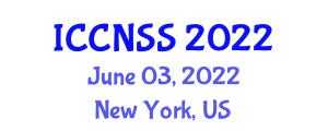 International Conference on Computer Networks and Systems Security (ICCNSS) June 03, 2022 - New York, United States