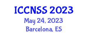 International Conference on Computer Networks and Systems Security (ICCNSS) May 24, 2023 - Barcelona, Spain