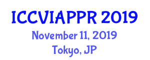 International Conference on Computer Vision, Image Analysis and Processing, and Pattern Recognition (ICCVIAPPR) November 11, 2019 - Tokyo, Japan