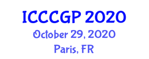 International Conference on Concrete Construction and Good Practice (ICCCGP) October 29, 2020 - Paris, France