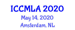 International Conference on Connectionist Models of Language Acquisition (ICCMLA) May 14, 2020 - Amsterdam, Netherlands