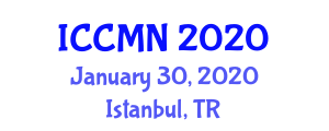 International Conference on Contract Management and Negotiation (ICCMN) January 30, 2020 - Istanbul, Turkey