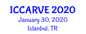 International Conference on Control, Automation, Robotics and Vision Engineering (ICCARVE) January 30, 2020 - Istanbul, Turkey