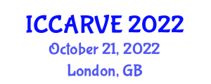 International Conference on Control, Automation, Robotics and Vision Engineering (ICCARVE) October 21, 2022 - London, United Kingdom