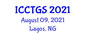International Conference on Counter Terrorism and Global Security (ICCTGS) August 09, 2021 - Lagos, Nigeria