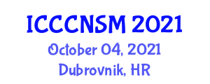International Conference on Critical Care Nurse and Stress Management (ICCCNSM) October 04, 2021 - Dubrovnik, Croatia