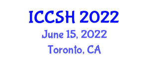International Conference on Cryptography in Software or Hardware (ICCSH) June 15, 2022 - Toronto, Canada
