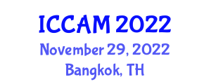International Conference on Cryptology and Applied Mathematics (ICCAM) November 29, 2022 - Bangkok, Thailand