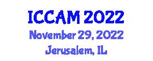 International Conference on Cryptology and Applied Mathematics (ICCAM) November 29, 2022 - Jerusalem, Israel